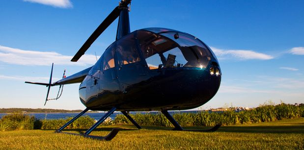 Houston Helicopter Ride Gift Certificates